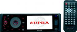 SUPRA Проигрыватель SDD-T3503 DVD/TV/CD/MP3, USB, MMC, экран 9см